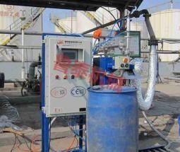 200L vat explosion-proof filling machine