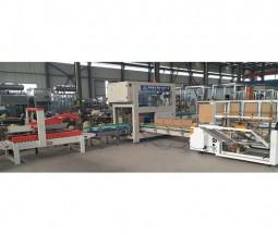 鲁泰机械自动装箱系统