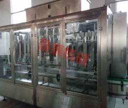 12-head weighing filling machine