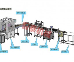 production line diagram