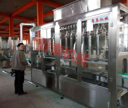 12-head weighing filling machine