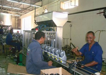Piston filling machines; African customers