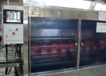 8头机油灌装机