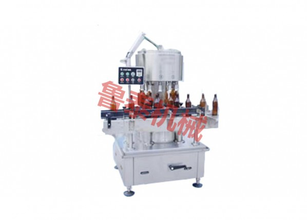 GCP-12A型全自动液体定量灌装机