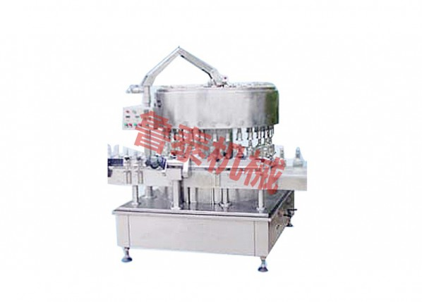 GCP-30型全自动液体定量灌装机